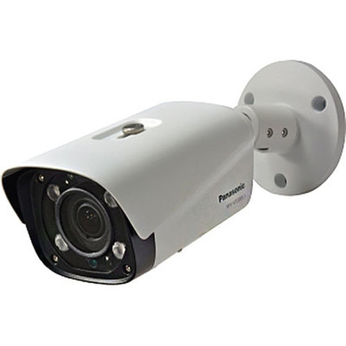 Panasonic WV-V1330L1 2MP Outdoor Network Box Camera with Night Vision & 2.7-12mm Lens