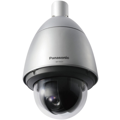 Panasonic WV-X6531N i-PRO Extreme 1080p Outdoor PTZ Network Dome Camera