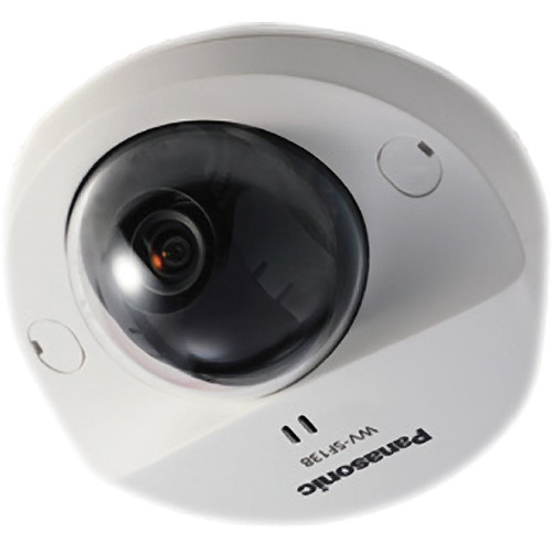 Panasonic WV-SF138 3.1MP Network Dome Camera