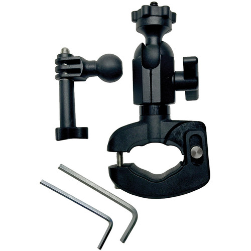 PANAVISE BarGrip Bar Mount for Action Cameras