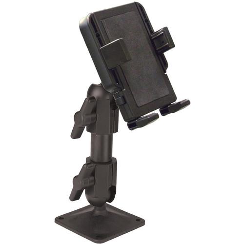 PANAVISE 15571 PortaGrip Phone Holder with 717-06 Pedestal Mount