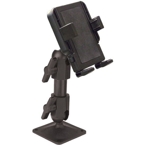PANAVISE 15571 PortaGrip Phone Holder with 717-06 Pedestal Mount