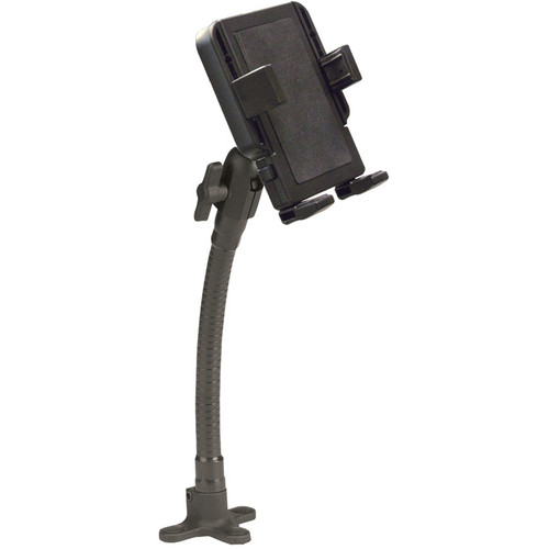 PANAVISE 15579 PortaGrip Universal Phone Holder with 797-12 Flex Shaft