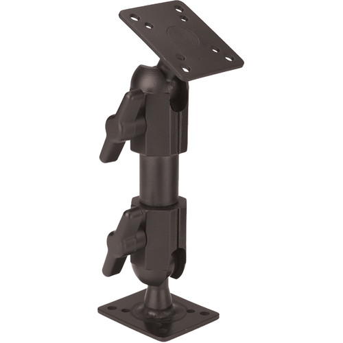 "PANAVISE Slimline 2000 Small-Foot Pedestal Mount for Mobile Electronics (6"")"