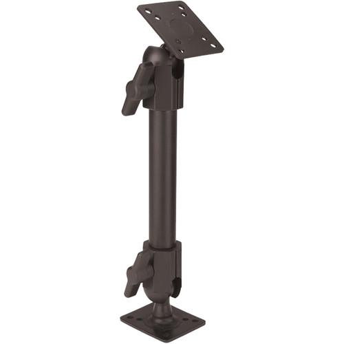 "PANAVISE Slimline 2000 Small-Foot Pedestal Mount for Mobile Electronics (9"")"