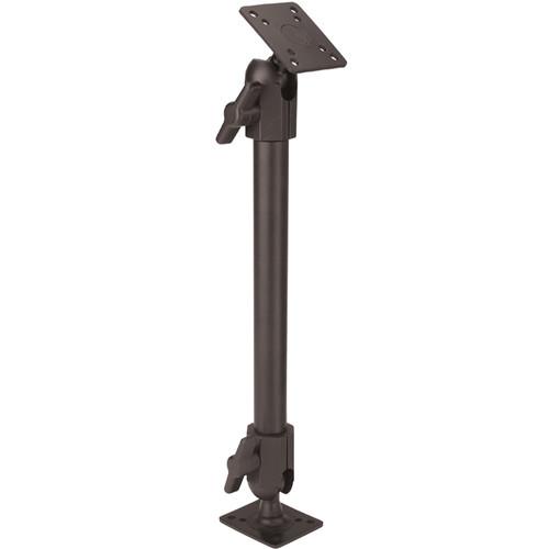 "PANAVISE Slimline 2000 Small-Foot Pedestal Mount for Mobile Electronics (12"")"