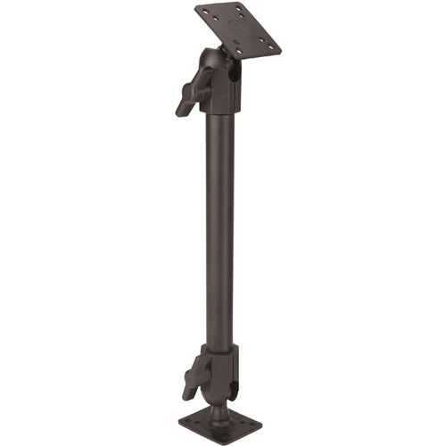 "PANAVISE Slimline 2000 Small-Foot Pedestal Mount for Mobile Electronics (12"")"