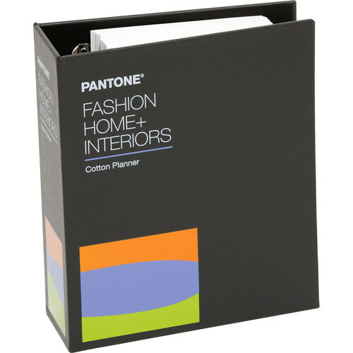 Pantone Cotton Planner