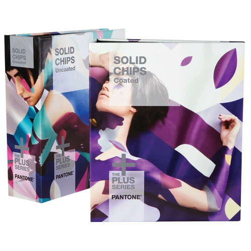 Pantone Solid Chips Coated & Uncoated Set