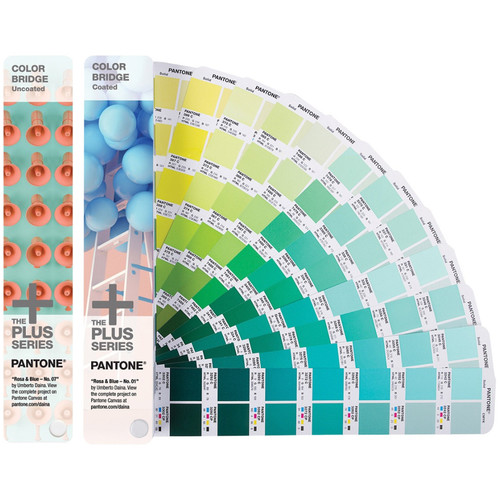 Pantone Color Bridge Coated & Uncoated Supplement