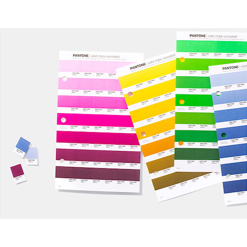 Pantone Chip Replacement Pages