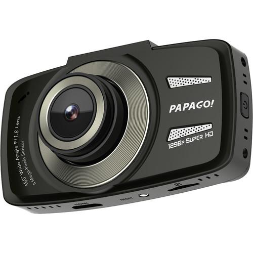 Papago GoSafe 550 1296p Dash Camera