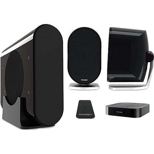 Paradigm Millenia CT 2.1 Compact Theater Speaker System