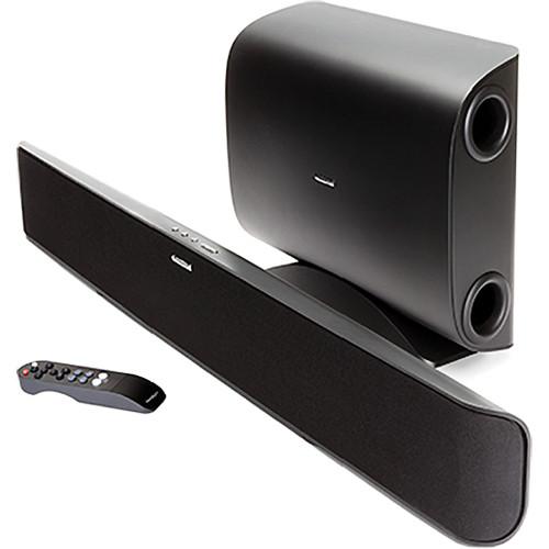 Paradigm Shift Series Soundtrack 2 Soundbar System (Black)