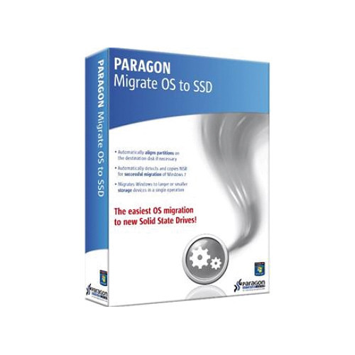 Paragon Migrate OS to SSD 4.0 (Download Version)