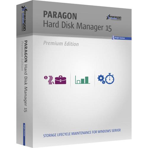 Paragon Hard Disk Manager 15-Backup for 25 Seats (Download)