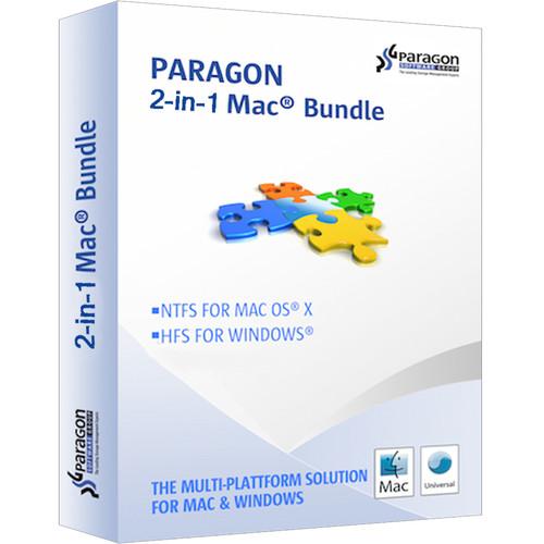 Paragon 2-In-1 Mac Bundle (Download)