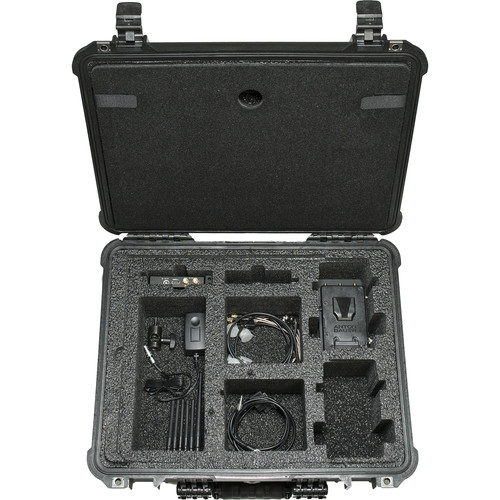 Paralinx Tomahawk2 2000' SDI/HDMI Wireless Video Deluxe Package with 1 x Receiver (V-Mount)
