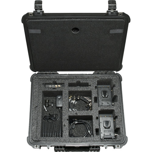 Paralinx Tomahawk2 2000' SDI/HDMI Wireless Video Deluxe Package with 2 x Receivers (V-Mount)