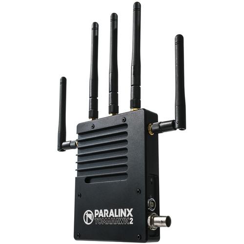 Paralinx Tomahawk2 2000 ft SDI Wireless Video Receiver