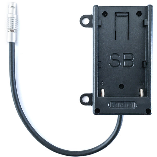 Paralinx Sony BP-U Battery Plate for Tomahawk and Arrow X Transmitter