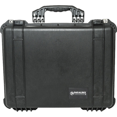 Paralinx Large Custom Case for Tomahawk2 System (Black)
