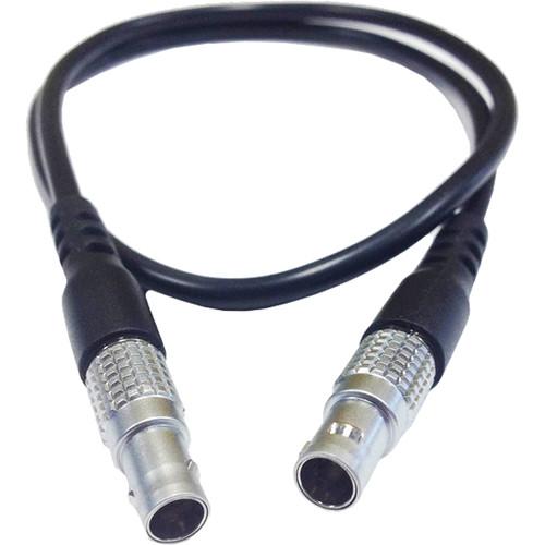 "Paralinx 2-Pin LEMO-Type to 2-Pin LEMO-Type Power Cable (24"")"