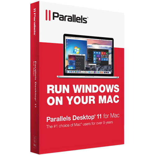 Parallels Desktop 11 for Mac