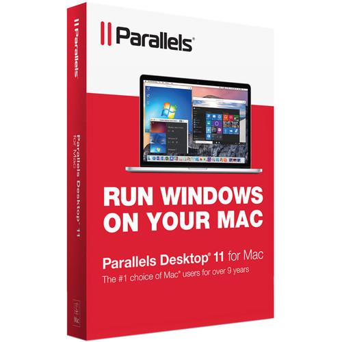 Parallels Desktop 11 for Mac Bundle