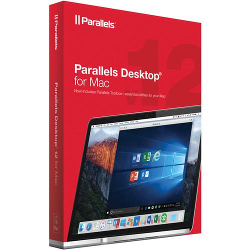 Parallels Desktop 12 for Mac (Retail)