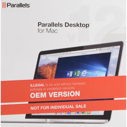 Parallels Desktop 12 for Mac (OEM)