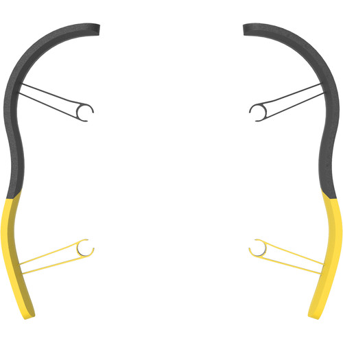 Parrot EPP Bumpers for BeBop Drone (Yellow, Pair)