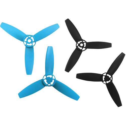 Parrot Propellers for BeBop Drone (4-Pack, Blue)