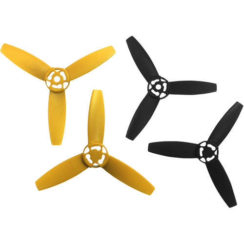 Parrot Propellers for BeBop Drone (4-Pack, Yellow)