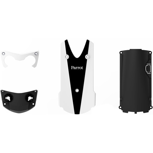 Parrot Replacement Cover & Screws for Swing Minidrone (White)