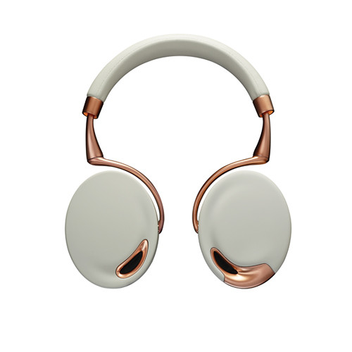 Parrot Parrot Zik Bluetooth Headphones (White with Rose Gold)