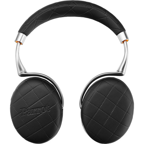 Parrot Zik 3.0 Stereo Bluetooth Headphones (Over-stitched, Black)