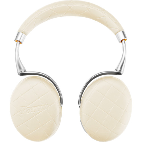 Parrot Zik 3.0 Stereo Bluetooth Headphones (Over-stitched, Ivory)
