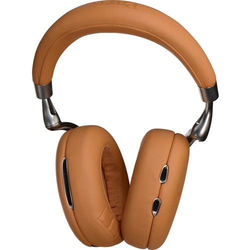 Parrot Zik 3.0 Stereo Bluetooth Headphones (Leather Grain, Camel)