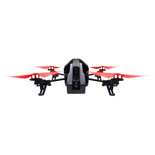 Parrot AR.Drone 2.0 Quadcopter Power Edition (Red)