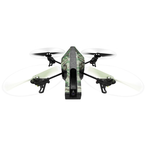 Parrot AR.Drone 2.0 Quadcopter Elite Edition (Jungle)