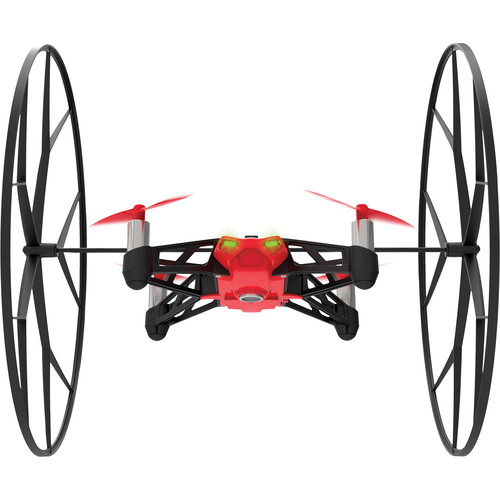 Refurb Parrot Rolling Spider Helicopter w/HD Camera