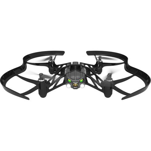 Parrot SWAT Airborne Night Minidrone (Black)