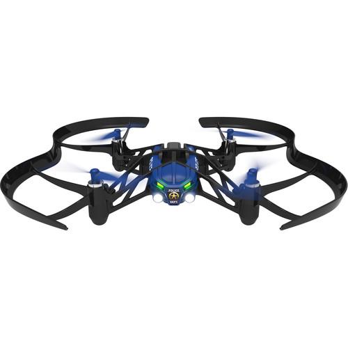Parrot Maclane Airborne Night Minidrone (Blue)