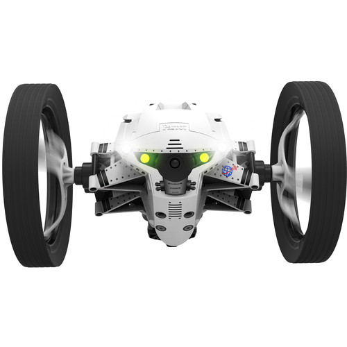 Parrot Buzz Jumping Night Minidrone (White)