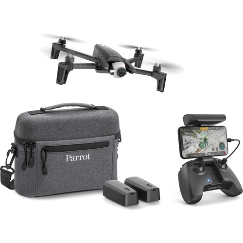 Parrot Anafi 4K Portable Drone Extended Combo Pack