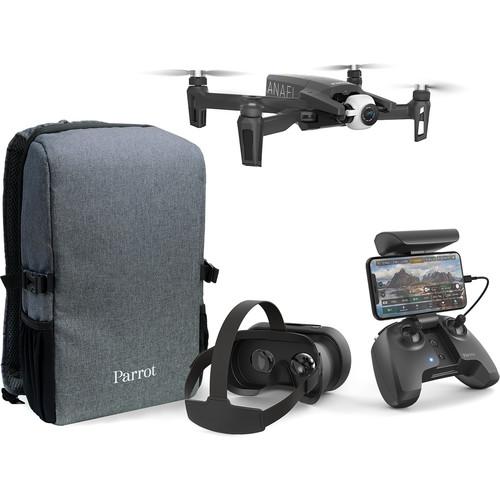 Parrot Anafi FPV 4K Portable Drone