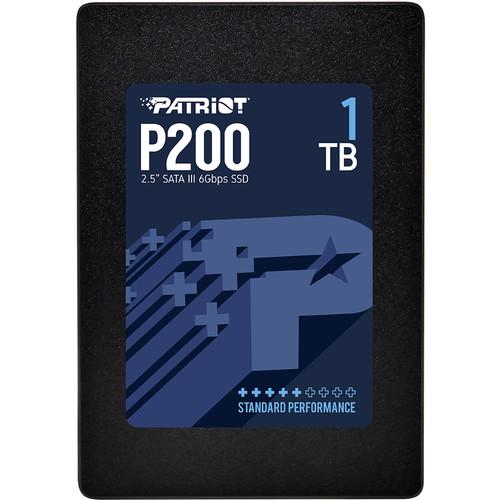 """Patriot 1TB P200 2.5"""" SATA III SSD"""