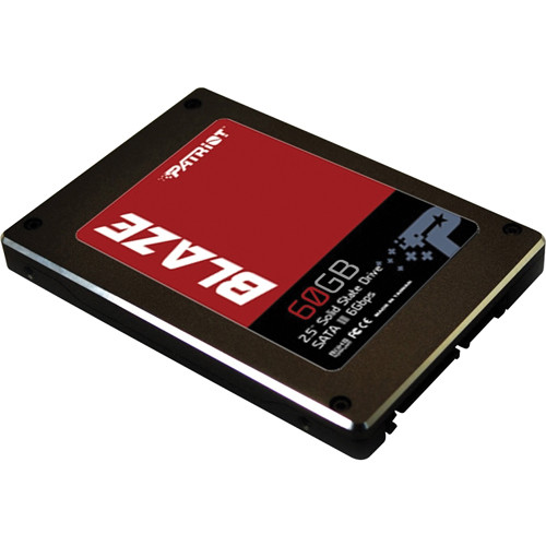 Patriot Blaze 60GB Solid-State Drive