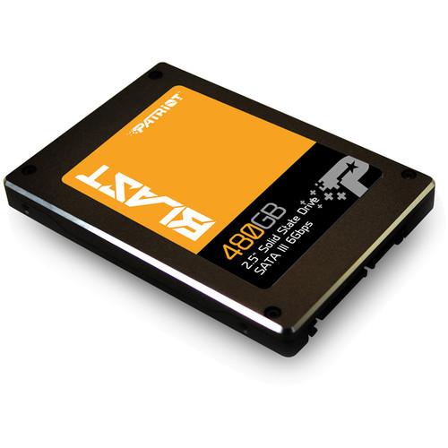 Patriot Blast 480GB 2.5 SATA SSD Drive